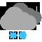 Durante la prima parte della giornata Poco nuvoloso con qualche pioggia tendente nella seconda parte della giornata Poco nuvoloso con nevicate